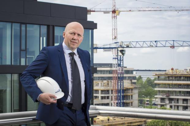 Prezes Mostostalu Warszawa: 2016 dobry dla budownictwa i grupy