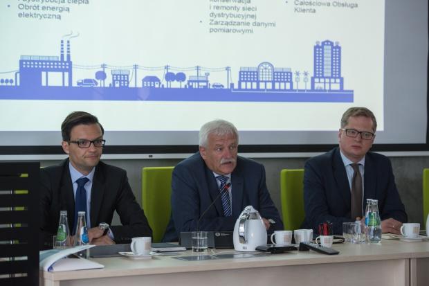 Zarząd Enei spotkał się z pracownikami Bogdanki