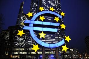 Koniunktura w strefie euro lekko w dół