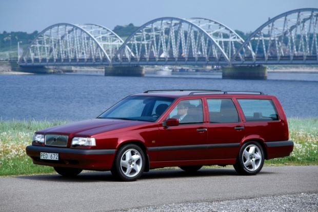 25. urodziny przełomowego Volvo