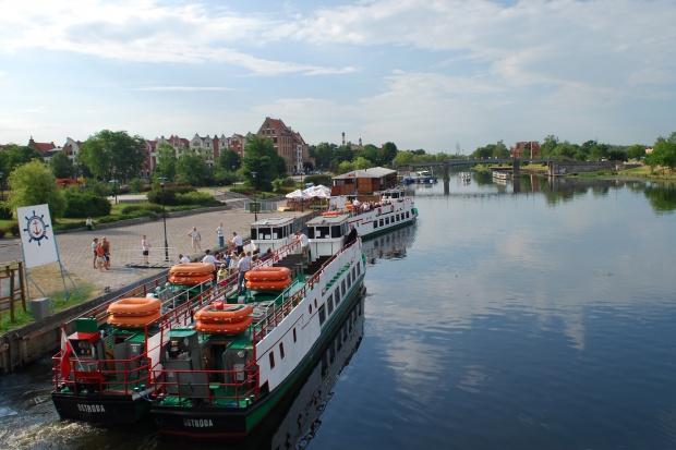 Gróbarczyk: Port w Elblągu będzie portem wspomagającym