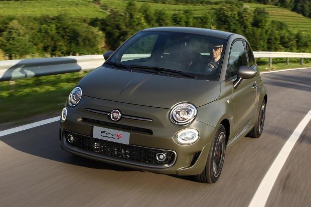 Fiat: jedzie usportowiona pięćsetka