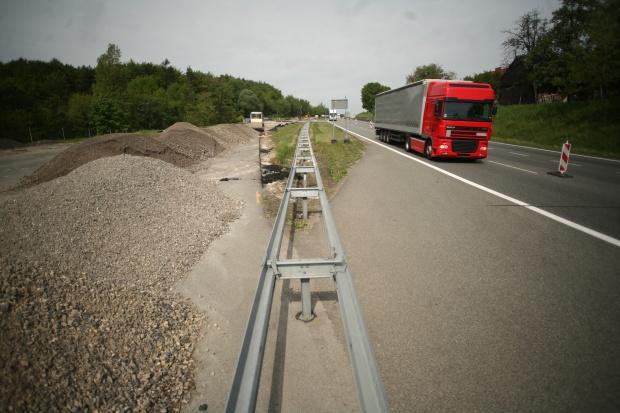 GDDKiA ogłosiła przetarg na dzierżawę MOP-ów przy A4