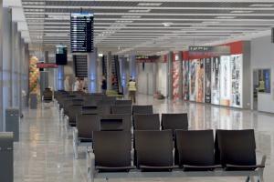 Wyremonotwany terminal A w Pyrzowicach. Fot. PTWP (Andrzej Wawok)