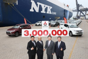 3 000 000 Mitsubishi z fabryki w Tajlandii