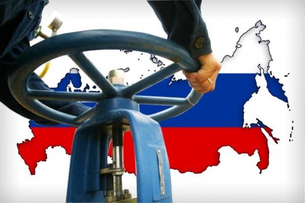 Trwa zalew Europy rosyjskim gazem