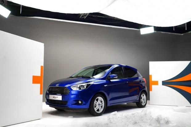 Nowy Ford KA - już nie z Tychów