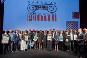 Nagroda Architektoniczna Polityki 2015 - laureaci.