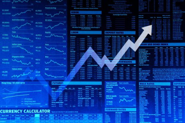 Indeks WIG 20 mocno w górę, liderami PGE i KGHM
