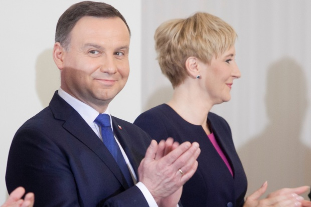 Prezydent Duda: studium wykonalności ws. Baltic Pipe do końca roku
