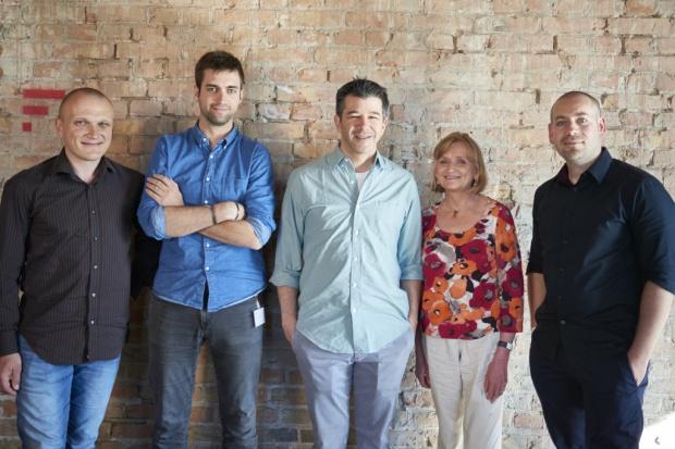 Polski start-up wyróżniony przez prezesa Ubera