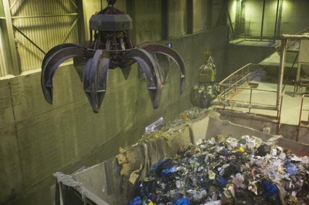 Jak ze śmieci powstają prąd i energia cieplna