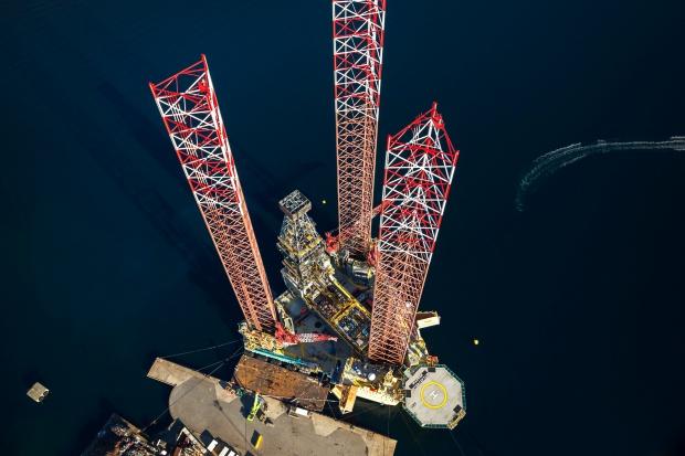 BP rzuca wyzwanie Statoilowi w Norwegii