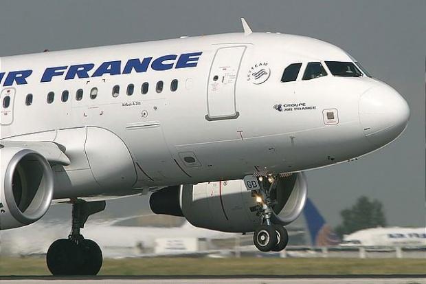 Coraz kosztowniejszy strajk w Air France