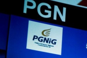 Notowania PGNiG mocno w górę po wynikach. WIG 20 na plusie