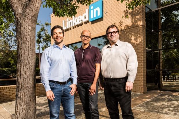 Microsoft kupuje serwis LinkedIn za 26,2 mld dol.