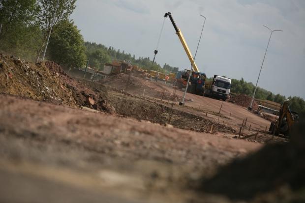 Przetarg na budowę III etapu trasy N-S w Rudzie Śląskiej