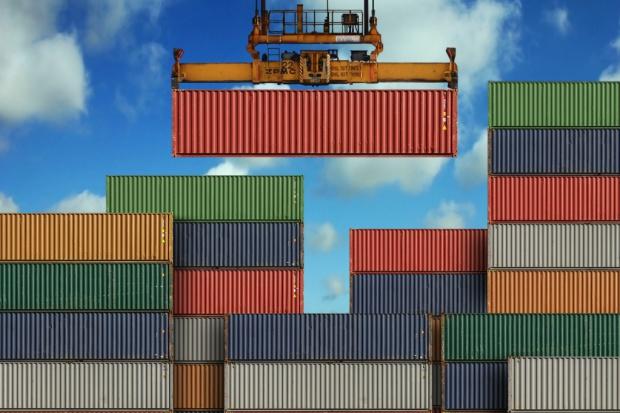 GUS: eksport do Niemiec w górę, do Rosji w dół