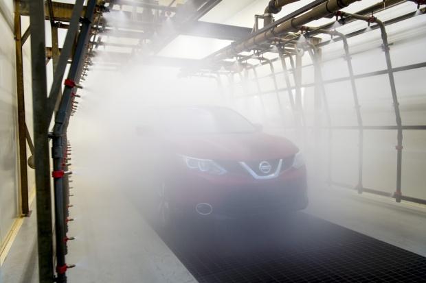 Szczelność auta wg Nissana