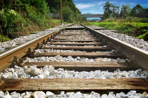 Przywracanie komunikacji kolejowej w rejonie Donbasu