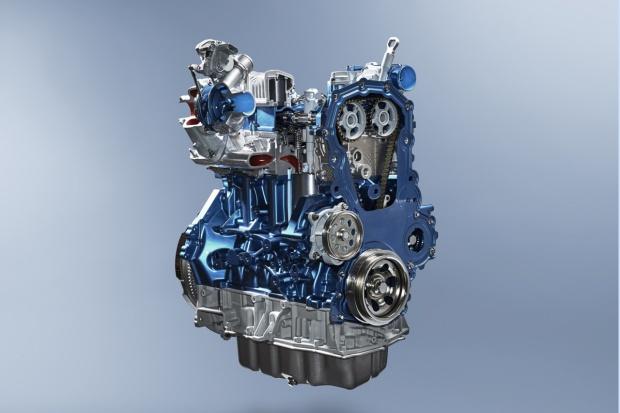 Ford wprowadza silniki EcoBlue