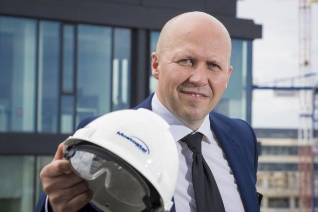 Prezes Mostostalu Warszawa ma wizję na przyszłość grupy