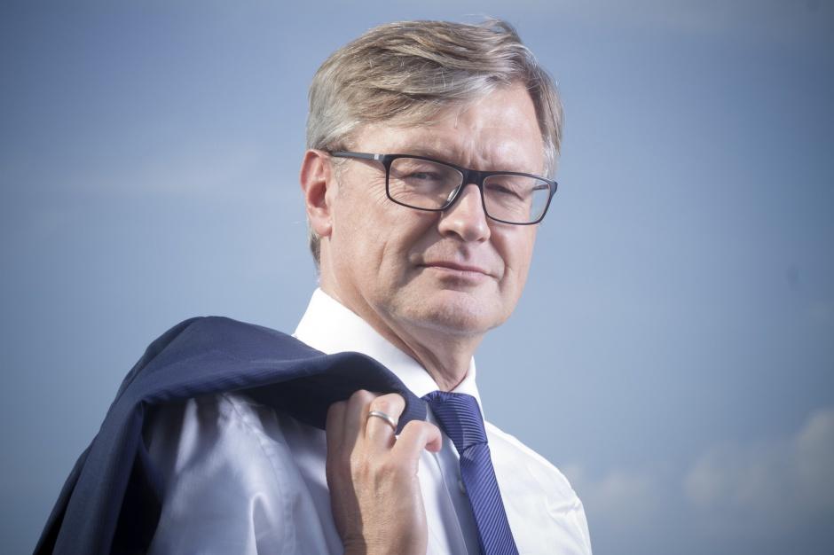 Dariusz Grzeszczak. Fot. PTWP (Paweł Pawłowski)
