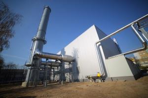 Control Process ukończył kotłownię 114 MWt dla Tauronu