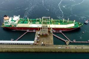 Już 3 mln m3 skroplonego gazu dotarło do Polski