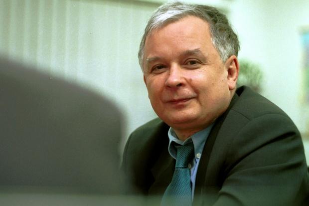 Lech Kaczyński patronem gazoportu w Świnoujściu