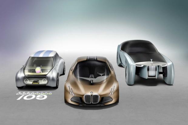 Wizja przyszłości BMW Group