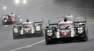 Porsche znowu wygrywa 24 h Le Mans
