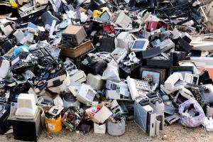 Pogórnicze odpady przyczynią się do recyklingu elektroniki