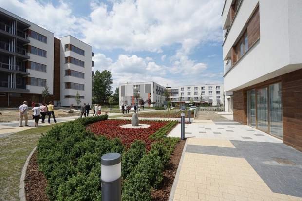 W Katowicach powstały mieszkania z serwisem dla osób starszych
