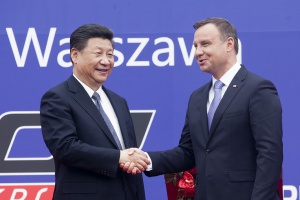 Przywódcy Polski i Chin o Nowym Jedwabnym Szlaku