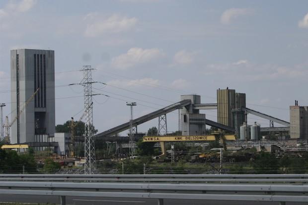 Śmierć górnika w kopalni Bielszowice