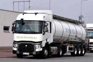 Trans Polonia z dużym wzrostem przychodów ze sprzedaży