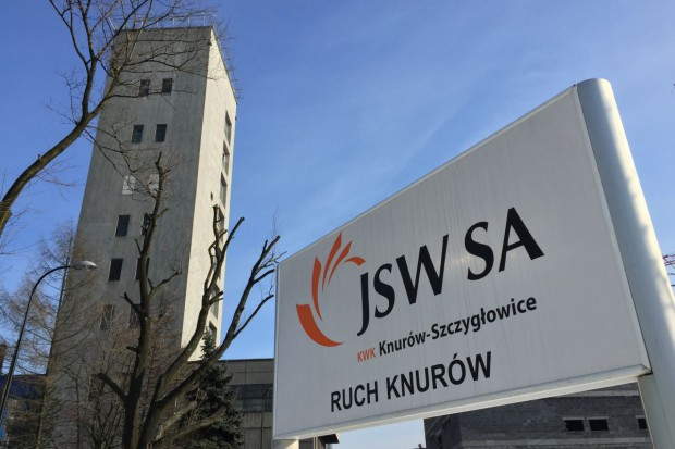 W pierwszym kwartale br. JSW zwiększyła wydobycie węgla