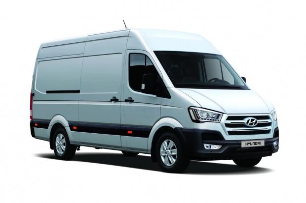 Powolna ekspansja Hyundaia H350