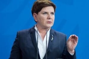 Szydło: Polska wiąże duże oczekiwania z projektem Pasa i Szlaku