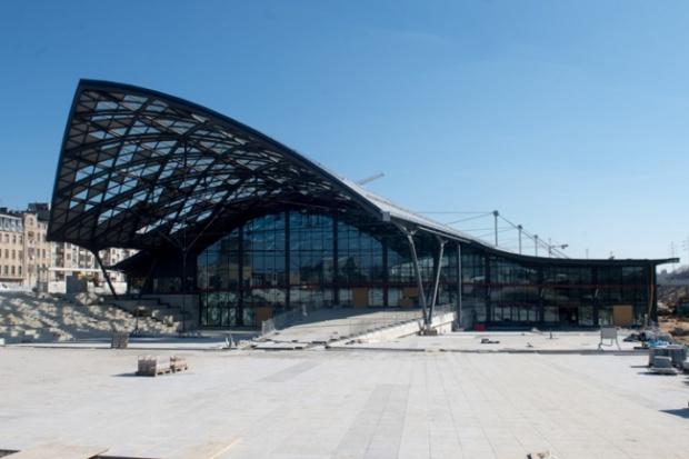 Spór o budowę dworca Łódź Fabryczna do mediacji