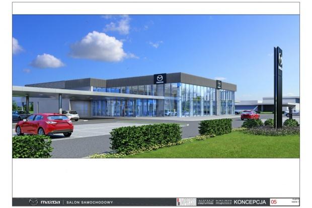 Nowy salon Mazdy we Wrocławiu