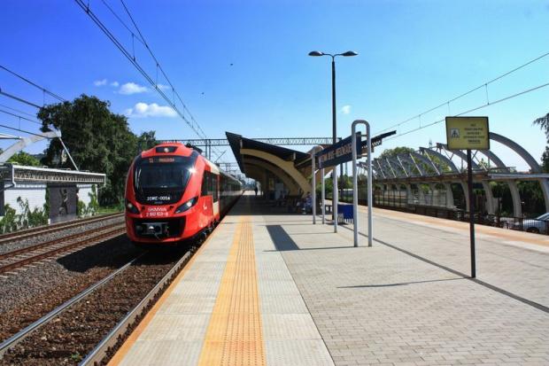 Pociągi nie pojadą w trakcie przebudowy ważnej trasy