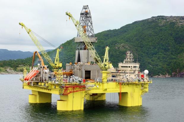 Ciemna przyszłość wydobycia ropy na Morzu Północnym