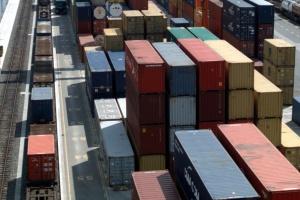 Otwarcie terminala intermodalnego na terenie portu w Gliwicach [Wideo]