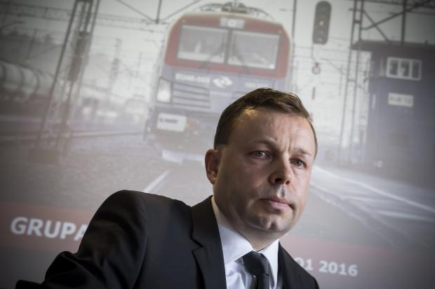 Maciej Libiszewski, prezes PKP Cargo, straci stanowisko?