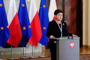 Szydło: zaproponujemy reformy konieczne w UE