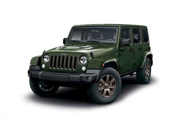 Jeszcze jeden urodzinowy Jeep