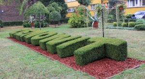 Spacer po ogrodach, czyli chcą, by dyrekcja kopalni Piast-Ziemowit była w Lędzinach