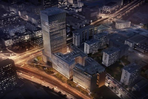 Skanska inwestuje w Warszawie. W planie 130-metrowa wieża